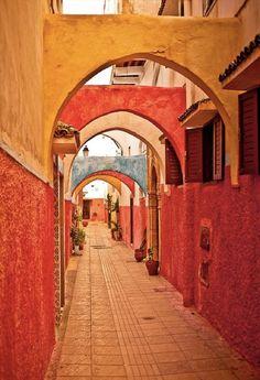marocco red 3