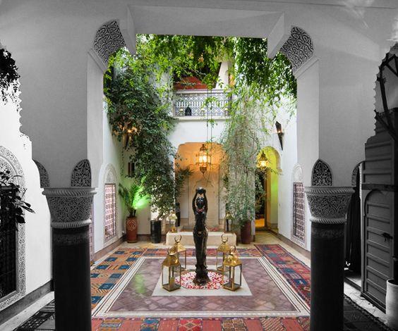 marocco riad 1