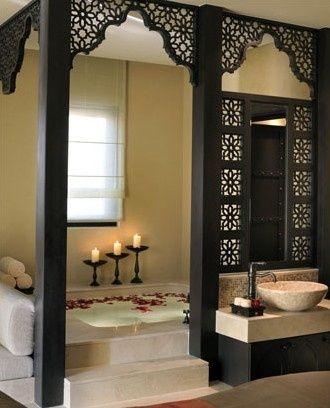 riad bathroom