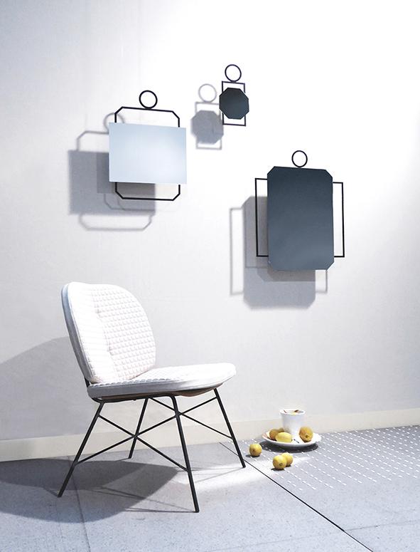 design; Camilla Brunelli; Casomai; mirrors;